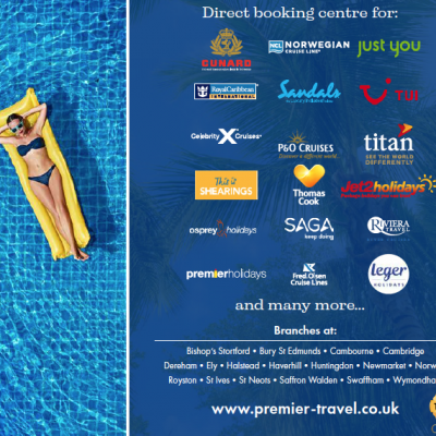 Save £50 off a Premier Travel Holiday