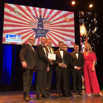 Award Winning Ellgia Recycling Linc Business Award