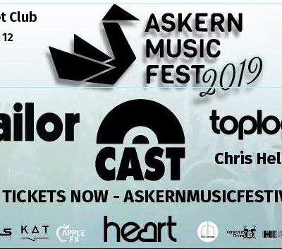 Askern Music Festival 2019