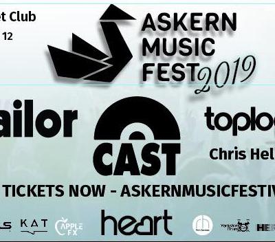 Askern Music Festival 2019